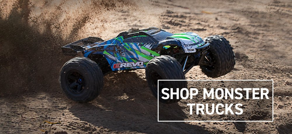 Shop Monster Trucks