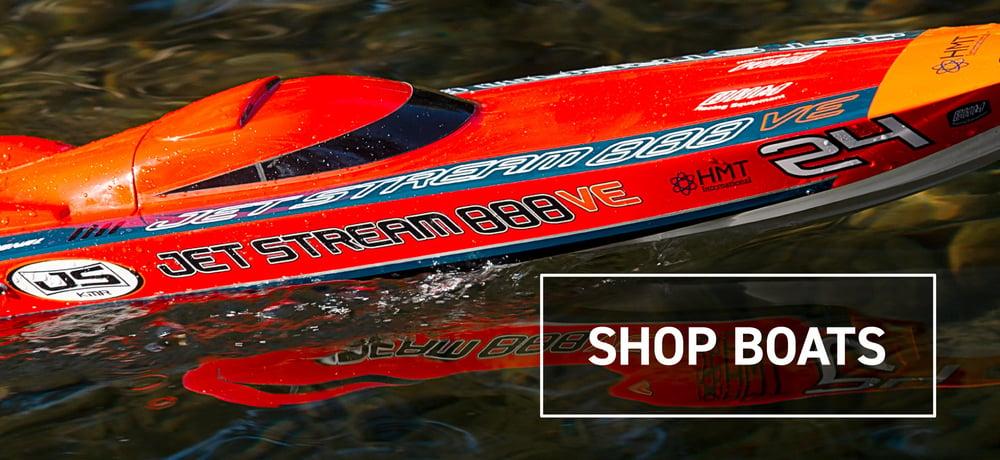 Shop Boats