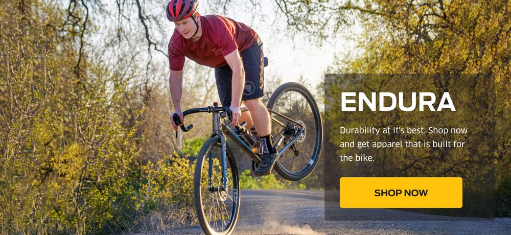 Shop Endura Clothing