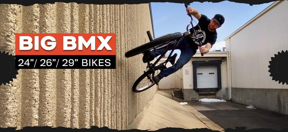Shop Big BMX Bikes