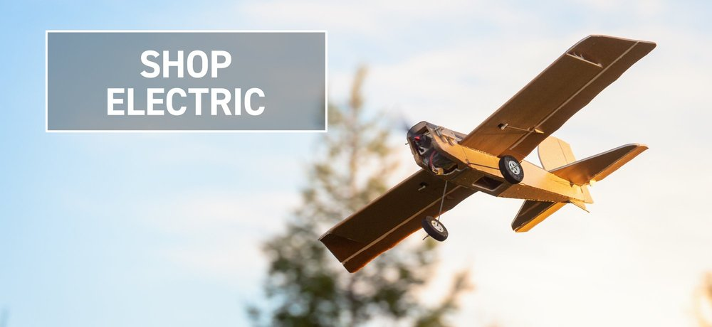 Shop Electric Airplanes