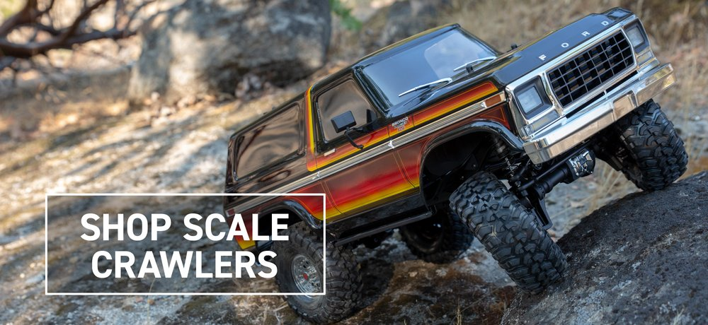 Shop Scale Crawlers