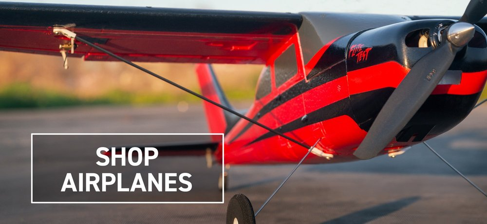 Shop Airplanes
