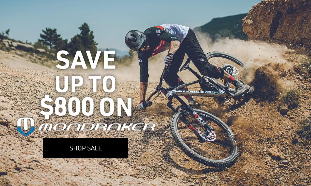 Shop Mondraker Bike Sale