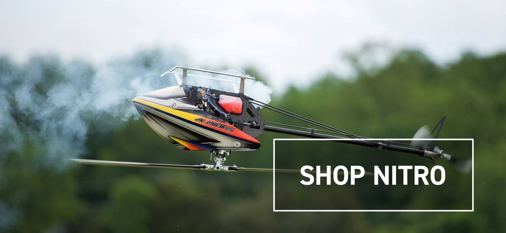 Shop Nitro Helicopters
