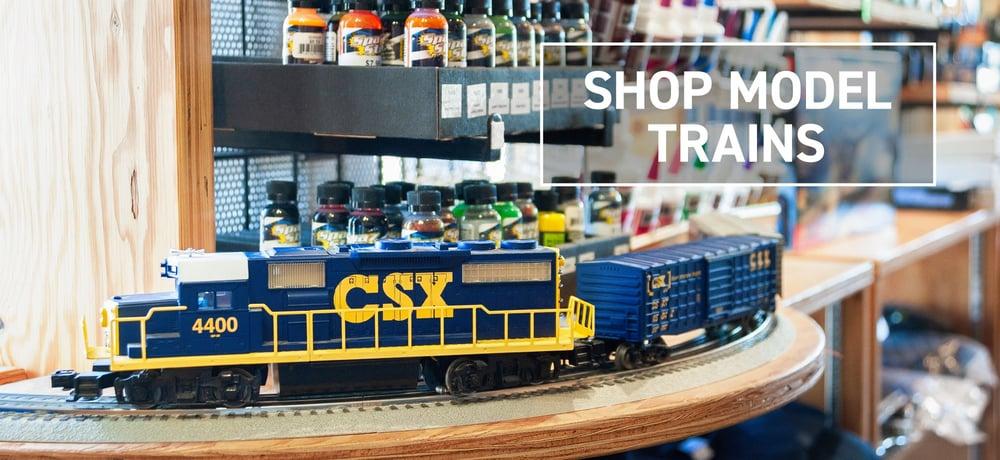 Shop Model Trains