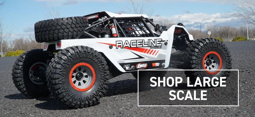 Shop Large Scale Cars & Trucks