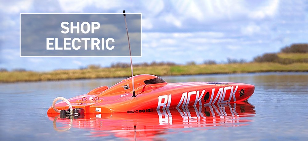 Shop Electric Boats