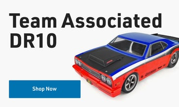 Shop Team Associated DR10 Drag Cars