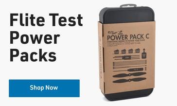 Shop Flite Test Power Packs
