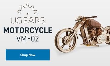 Shop UGears Motorcycle