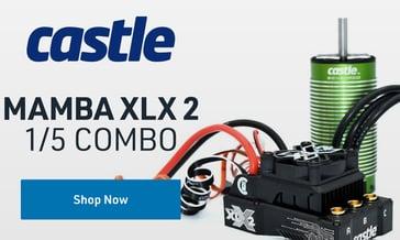 Shop Castle Creations Mamba XLX 2 Combo