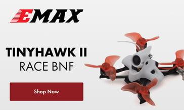 Shop EMAX Tinyhawk II Race BNF