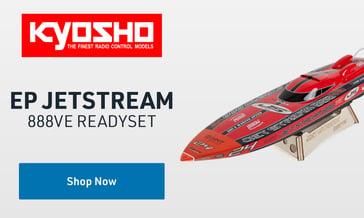 Shop Kyosho EP Jetstream ReadySet