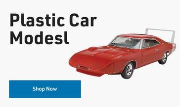 Shop Plastic Car & Truck Models