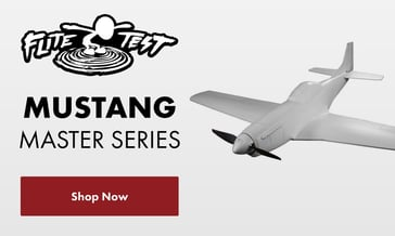 Shop Flite Test Mustang Master Series