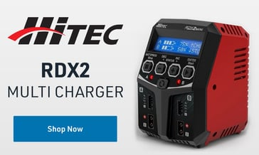 Shop Hitec RDX2 Multi Charger