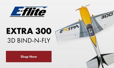 Shop E-flite Extra 300 3D