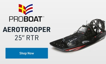 Shop Proboat Aerotrooper RTR