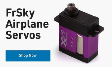 Shop FrSky Servos
