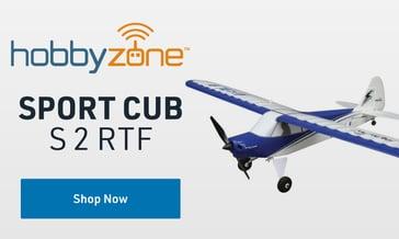 Shop HobbyZone Sport Cub S 2