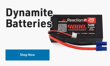 Shop Dynamite Batteries
