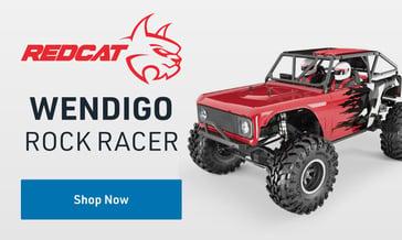Shop Redcat Wendigo Rock Racer Kit