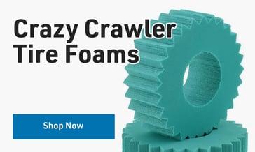 Shop Crazy Crawler Tire Foams
