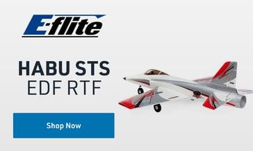 Shop E-flite Habu STS RTF