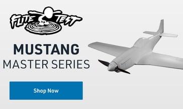 Shop Flite Test Mustang Master Series