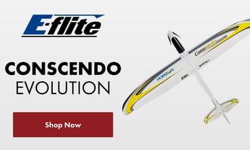 Shop E-Flite Conscendo Evolution