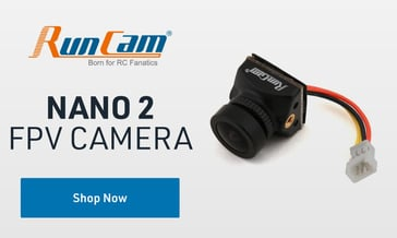 Shop Runcam Nano 2 FPV Camera