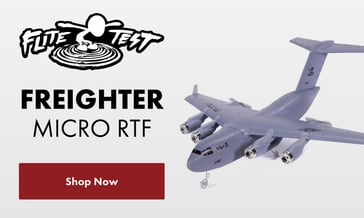 Shop Flite Test Micro Freighter